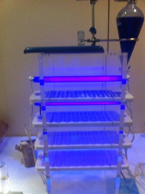 サーファシールド実験装置1