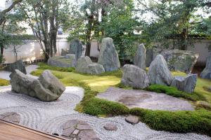309:庭園全景