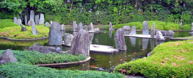 310:松風苑庭園