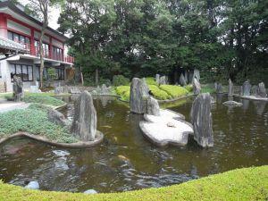 310:蓬莱の庭