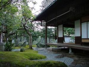 309:茶席からの景観