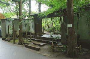 322:日本庭園入口