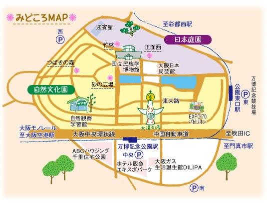324:園内マップ
