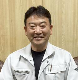 「優秀作品賞」を受賞した戸田信明さん。