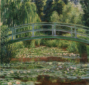 Claude_Monet,_French_-_The_Japanese_Footbridge_and_the_Water_Lily_Pool,_Giverny_-_Google_Art_Project[1]