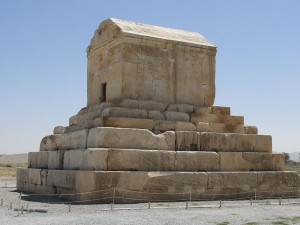 2:キュロス2世墓