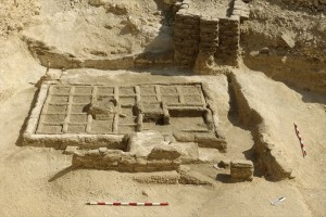 1:エジプト墓地