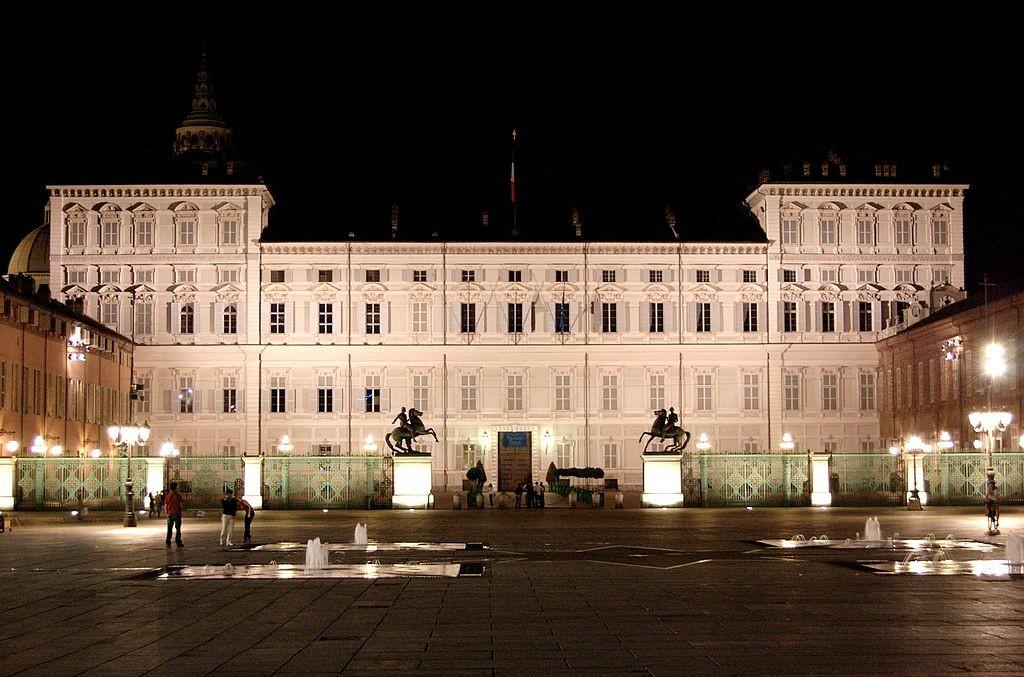 サヴォイア家・王宮