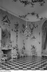 ヴォルテールの部屋