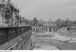 ツヴィンガー宮殿(1948年)