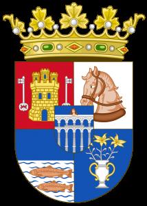ゼゴビア県の紋章