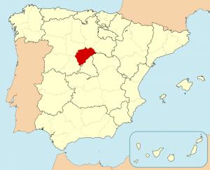 ゼゴビア県