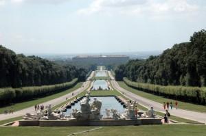庭園と宮殿