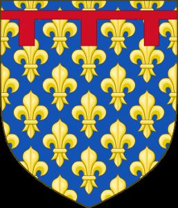 ナポリ王国の国章